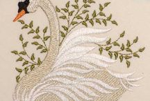 Machine Embroidery by Sonia Showalter