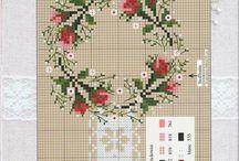 CROSS STITCH / Cross stitch patterns that I love
