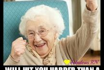 Nursing Funnies / by Erica Gutting