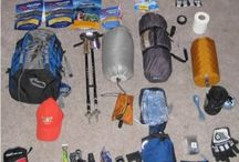 Camping and gear