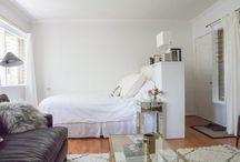 bed | studio | apartment