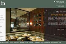 Restaurant Inspired Web Design