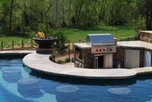 Pools & Outdoor Living / by Swimwear World - Designer Swimwear