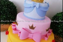 Girls style BDay cakes