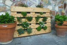 JARDINS RECICLATGE / Creacions originals de jardinaria amb reciclatge objectes