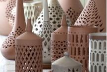 Fanales de ceramica