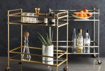 Bar carts / Homewares