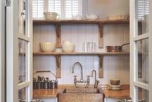 Butler pantry/kitchen