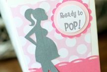 Baby Shower Ideas / See all things baby shower for girls and boys! Also, some gender reveal party ideas!
