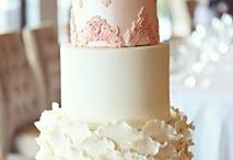 Cake Inspiration - wedding cakes, birthday cakes / Inspiration (including some of my own!) for wedding cakes, birthday cakes, baby cakes, everything cakey!