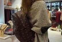 Γυναικείες τσαντες fall-winter 2015-2016 / Γυναικείες τσαντες για καθε περίσταση! Backpack,tote,shoulder bags and more...
