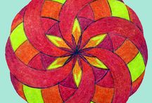 Geometric Drawings - Steiner Class 6