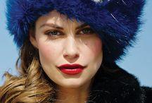 russian faux furr hats / artistic creations