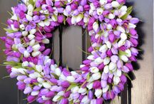 Can You Wreath Me? / All Kinds of Wreaths!  / by Tiffany Zimmerman