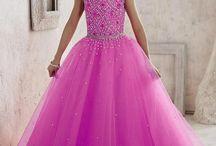 robe fete fillette