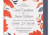 zaproszenia i winetki ślubne