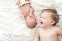 Babies, smiles, purity