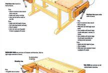 Mesón de carpintero