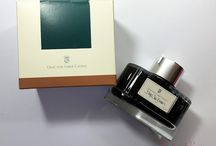 Ink Shot Reviews / Fountain Pen Inks, mostly, but any other inky media may fit in here!