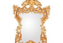 Aynalar / Dekorasyonun en sevilen unsuru AYNALAR, birbirinden şık ve göz alıcı modelleriyle Altıncı Cadde'de!..