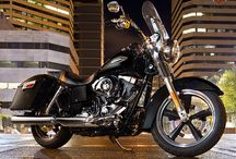 2015 H-D Motorcycles