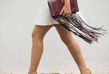 Libertad Fringe Bags