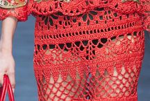 Dolce Gabbana Crochet Dress