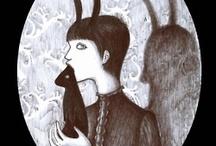 me gustan / Ilustracion de Virginia Mori