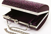 Swarovski Crystal Clutches / Swarovski Crystal Clutches by Alexander Kalifano