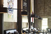 Inspiration Restaurant & Bar Design