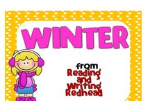 Winter Activities for Elementary Students / Winter Activities for Elementary Students