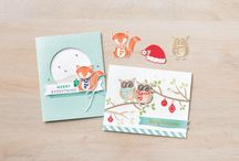 Stamping-Cozy Critters