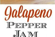 Jalapeno Pepper Jam