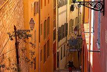L'amour de la Côte d'Azur