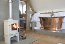 Wood Burning Stoves / Showcasing the best of wood burning stoves