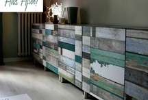 <3 Wooden Palates & Crate Ideas! <3 / by Heather N Aaron Cheves