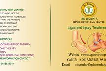 #Best_Ligament #Injury_Treatment, Delhi, India