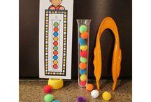 Montessori sensorielle / pratique