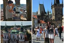 Have Family Will Travel  / Fun filled things to do when traveling with kids to the Golden City of Prague.