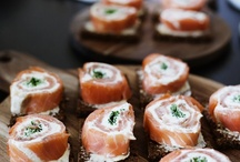 Tapas, inspired by Nordic cuisine