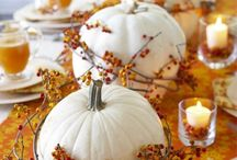 Tablescapes / Having a beautiful dressed table will even make bad food taste good!