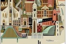 paesaggi urbani