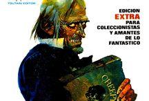 Creepy / Revista Creepy