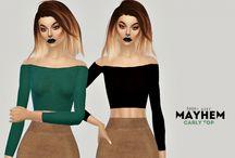 Sims 4 (Anyela y Cathaysa)