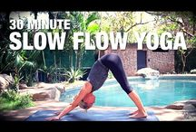flow yoga video