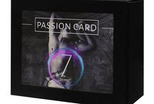 passion card