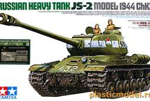 1:35 scale models