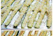 Блюда с кабачками