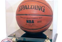 Basketball Display Cases / Get All Of Your Basketball Display Cases From Team Logo Cases.