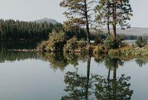 nature: lake